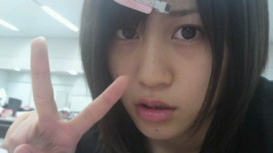 AKB48 前田敦子 すっぴん